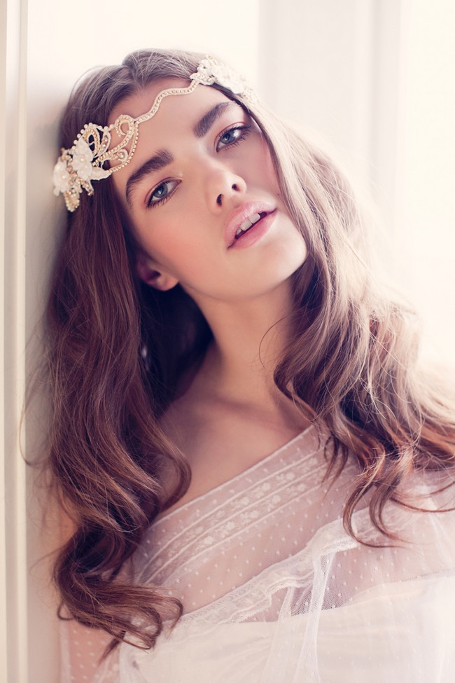 Fantastic 16 Bridal Hairstyles For Long Hair Fit For A Princess Hairstyles For Women Draintrainus