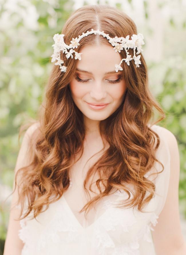 Admirable 16 Bridal Hairstyles For Long Hair Fit For A Princess Short Hairstyles Gunalazisus