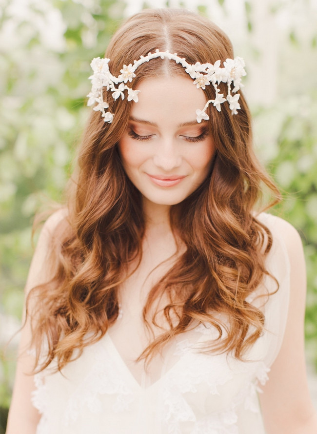 Wondrous 16 Bridal Hairstyles For Long Hair Fit For A Princess Short Hairstyles For Black Women Fulllsitofus