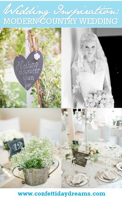 Modern Country Wedding Gauteng South Africa