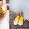 Quirky Yellow Outdoor Wedding in Riebeek Kasteel