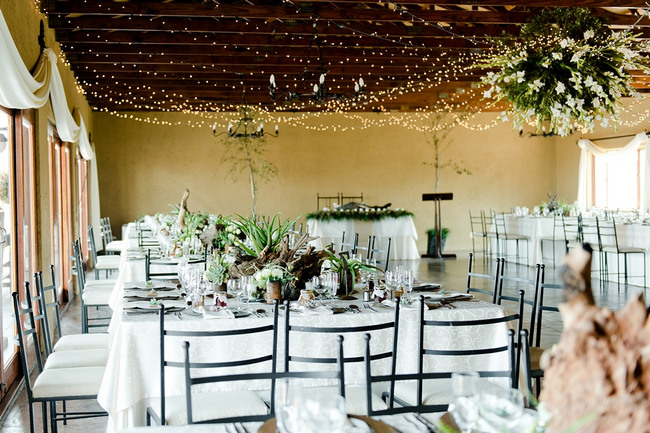 Rock Roses And Romance South African Wedding Reception