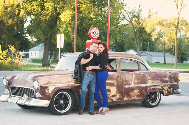 1950s Styled Engagement Shoot Neelys Photography 027