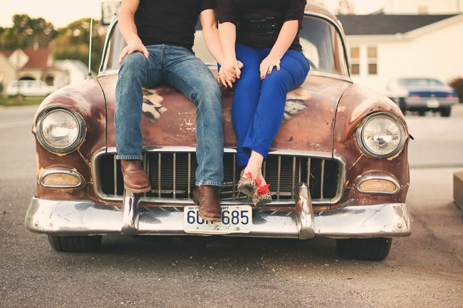 1950s Styled Engagement Shoot Neelys Photography 053