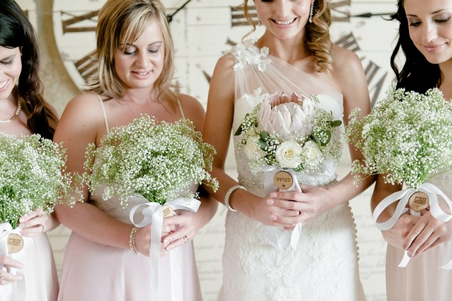 Babys Breath Lace Blush South African Wedding Louise Vorster Photography 055