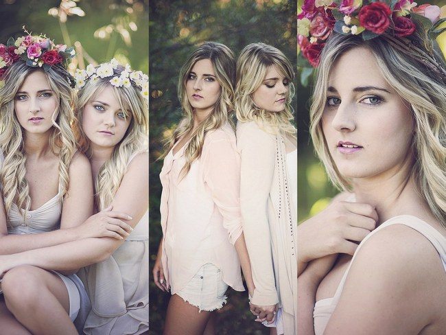 Styled Bridesmaid Bestie Shoot
