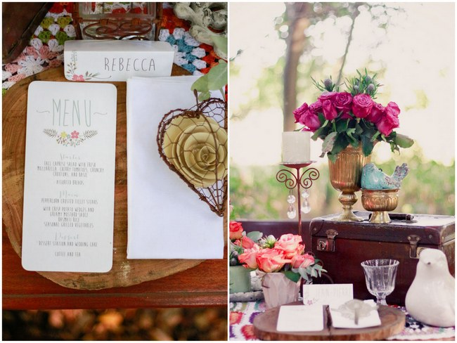 Colourful Rustic Forest Styled Shoot  (11)