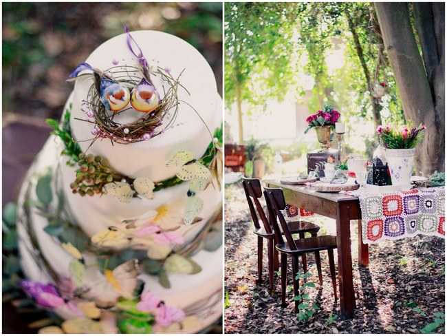 Colourful Rustic Forest Styled Shoot  (17)