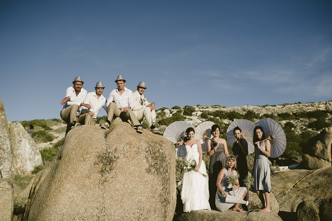Destination Beach Wedding Paternoster South Africa Jules Morgan 155