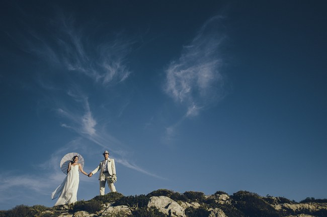 Destination Beach Wedding Paternoster South Africa Jules Morgan 163