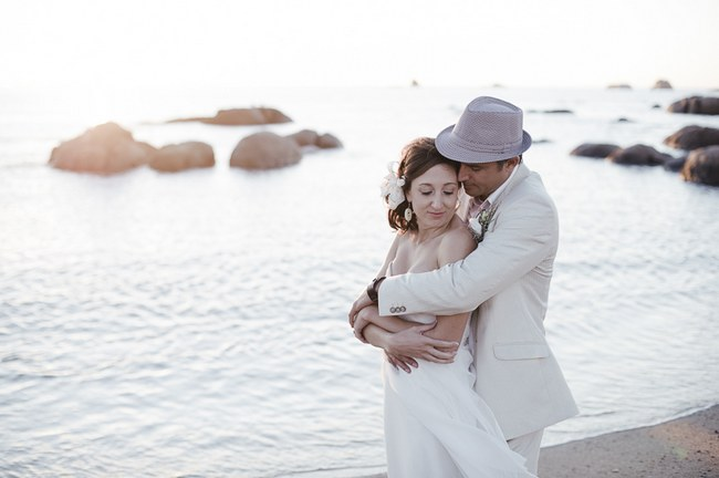 Destination Beach Wedding Paternoster South Africa Jules Morgan 175