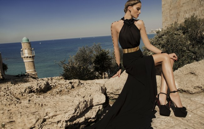 Galia Lahav Moon Struck Evening Gown Collection   10