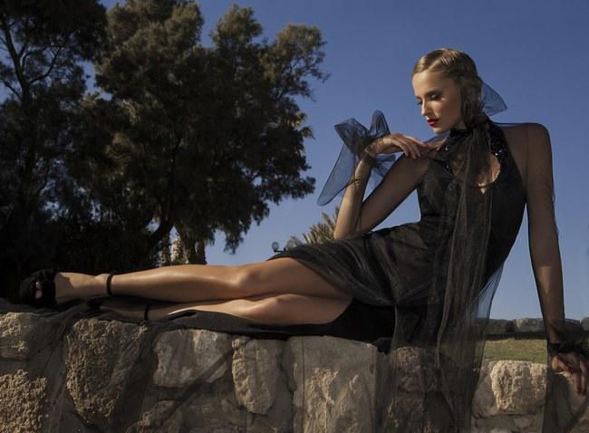 Galia Lahav Moon Struck Evening Gown Collection   33