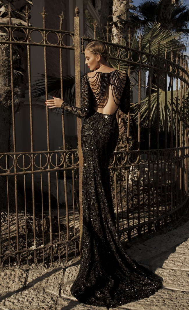 Galia Lahav Moon Struck Evening Gown Collection   6