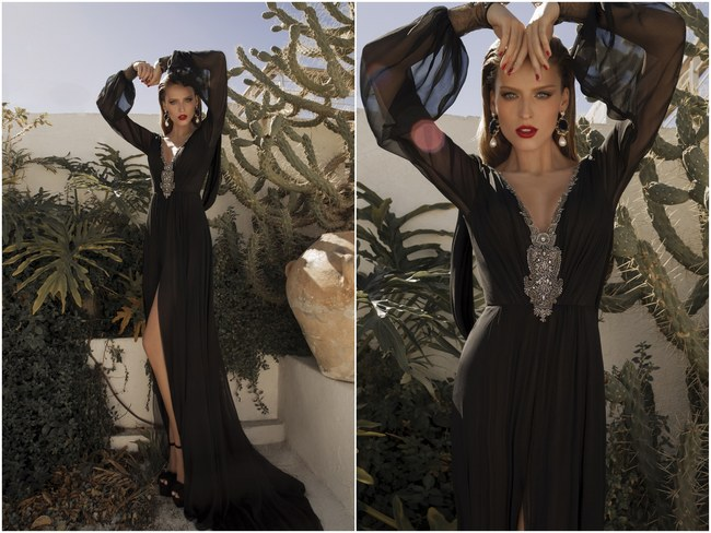 Mercury Galia Lahav Evening Collection Black