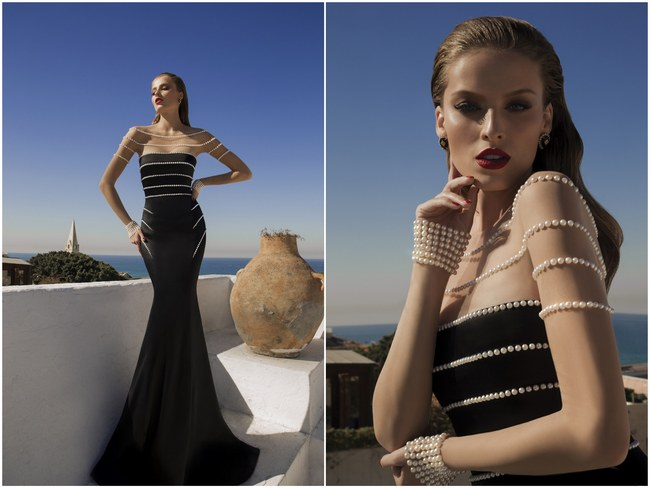 Montana Evening Gown Galia Lahav