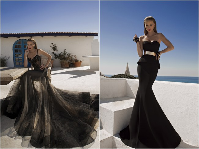 Neptune and Shamilar Galia Lahav Moonstruck