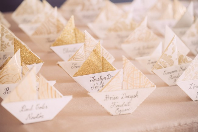 Unique Wedding Escort Place Card Ideas _13