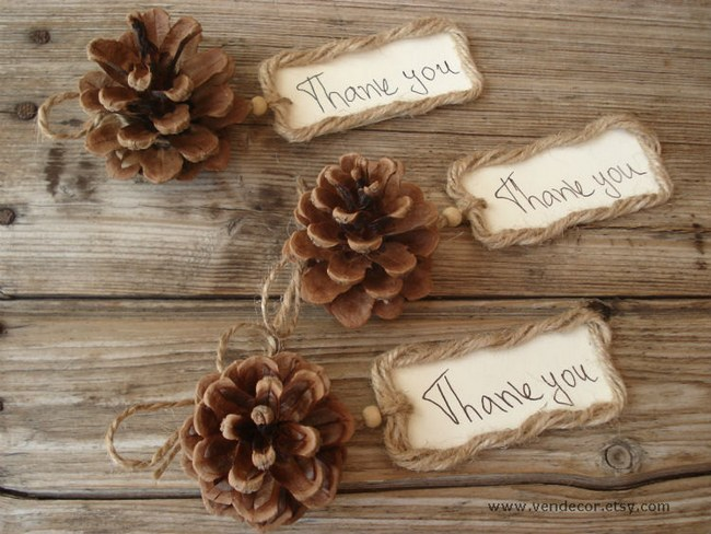 Unique Wedding Escort Card & Place Card Ideas