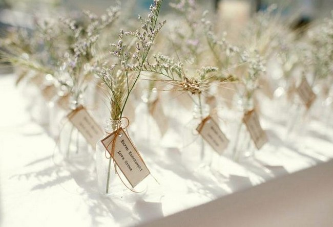 Unique Wedding Escort Place Card Ideas _4