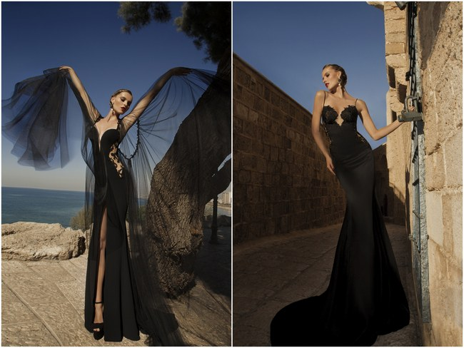 Venus and Saphron - Galia Lahav Moonstruck Collectin 2014