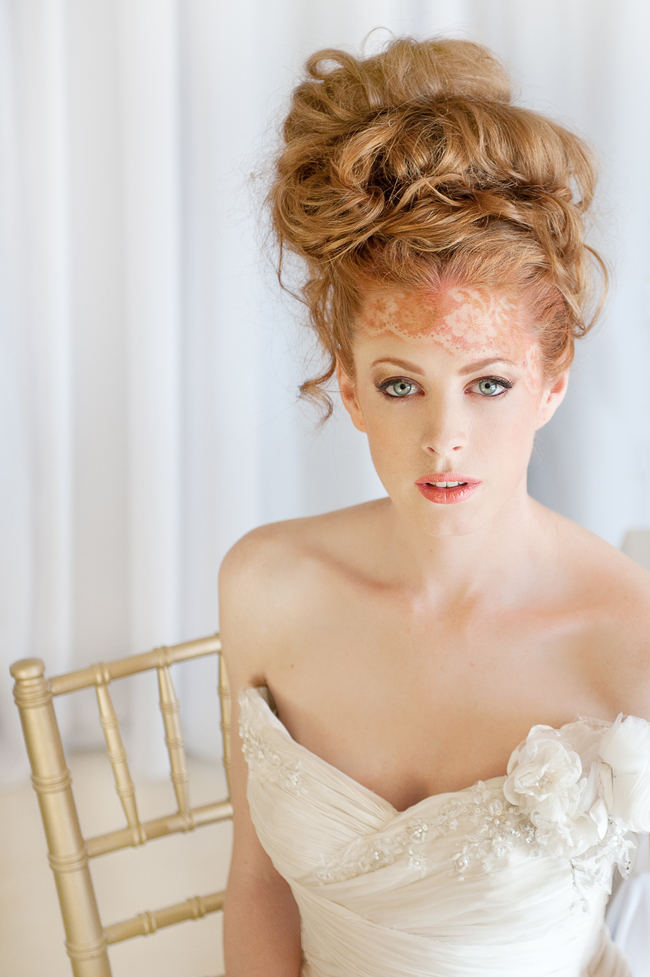 Superb 17 Jaw Dropping Wedding Updos Amp Bridal Hairstyles Hairstyle Inspiration Daily Dogsangcom