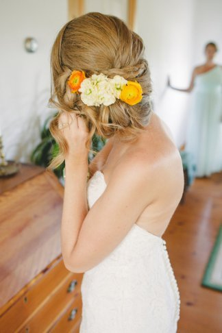 Wedding Hairstyles Bridal Updo 5