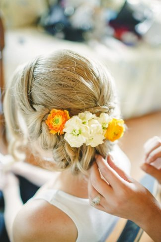 Wedding Hairstyles Bridal Updo 6