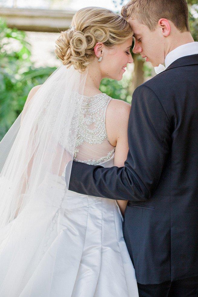 Strange 17 Jaw Dropping Wedding Updos Amp Bridal Hairstyles Short Hairstyles Gunalazisus