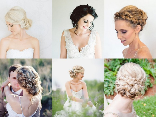 17 Jaw Dropping Wedding Updos & Bridal Hairstyles