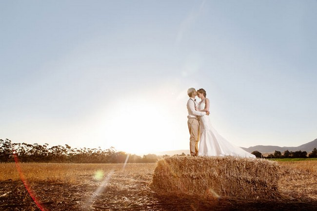 Aqua Blue Red Rustic Farm Wedding South Africa 026