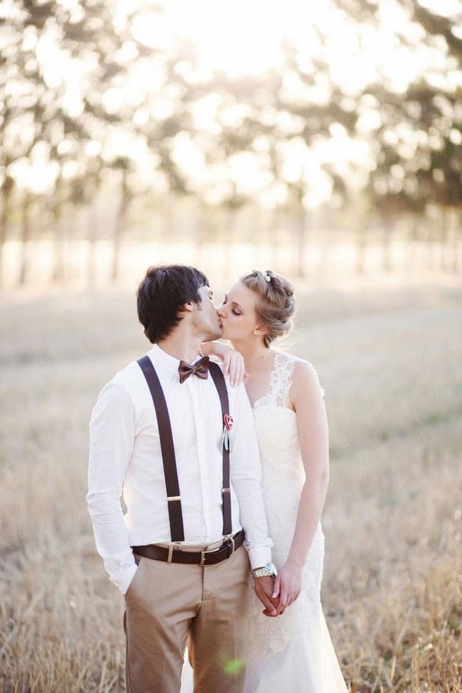 Aqua Blue Red Rustic Farm Wedding South Africa 028