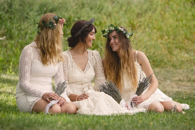 Bachelorette Alternatives: Girls Gone Organic! Summer Picnic, Spa & Market Ideas