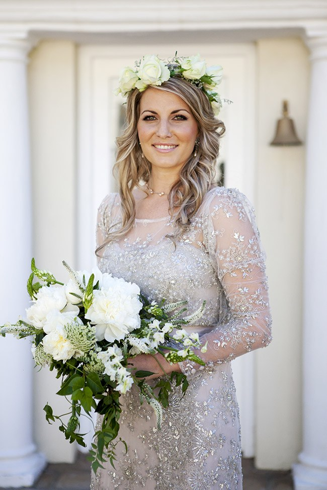 Flower Crowns Floral Wreath Bridal (24)