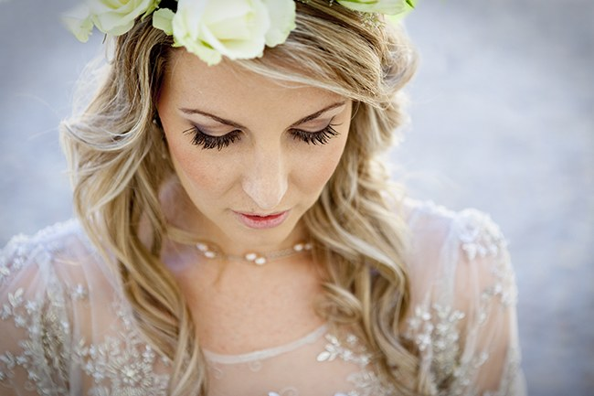 Flower Crowns Floral Wreath Bridal (26)