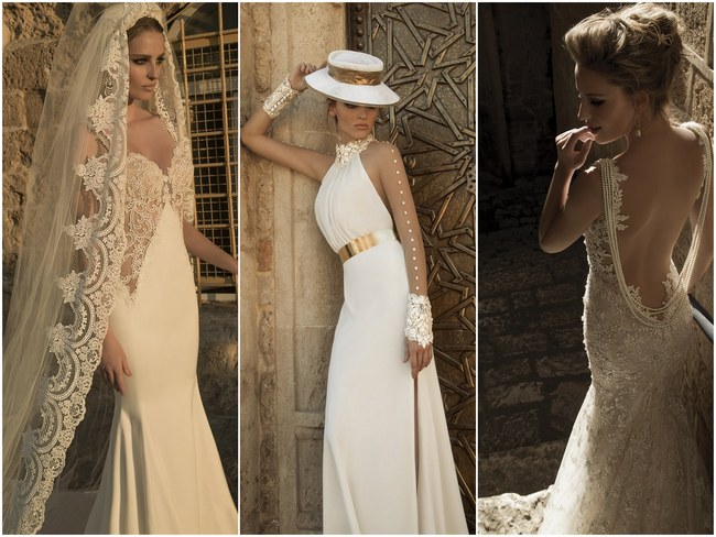 Galia Lahav La Dolce Vita Wedding Dress (1)