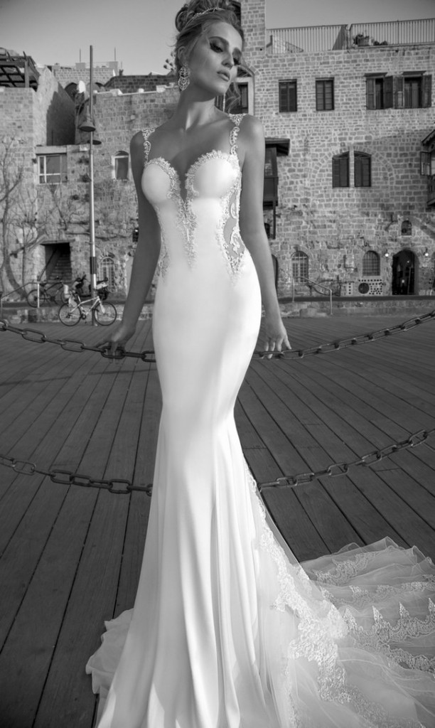 Galia Lahav La Dolce Vita Wedding Dress (2)