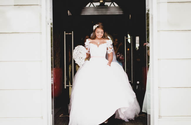 Gorgeous, Glam Fairytale Wedding at Botleys Mansion (41)