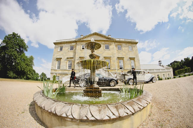 Gorgeous, Glam Fairytale Wedding at Botleys Mansion (56)