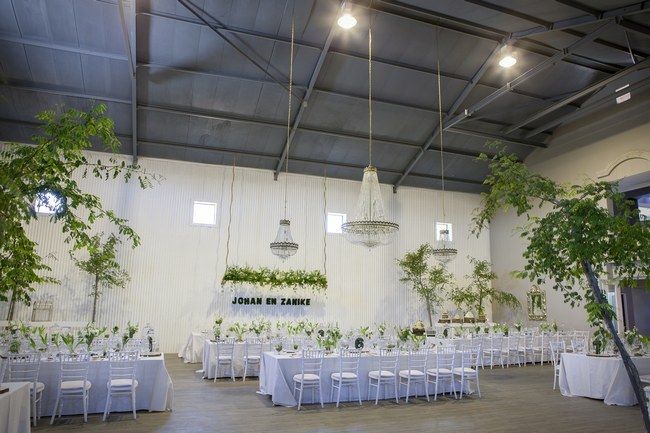 Green White Botanical Wedding Ashanti South Africa (7)