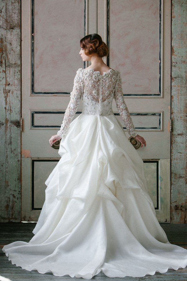 Lace Wedding Dresses (23)