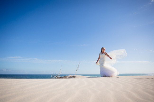 Overberg Beach Wedding De Hoop  011