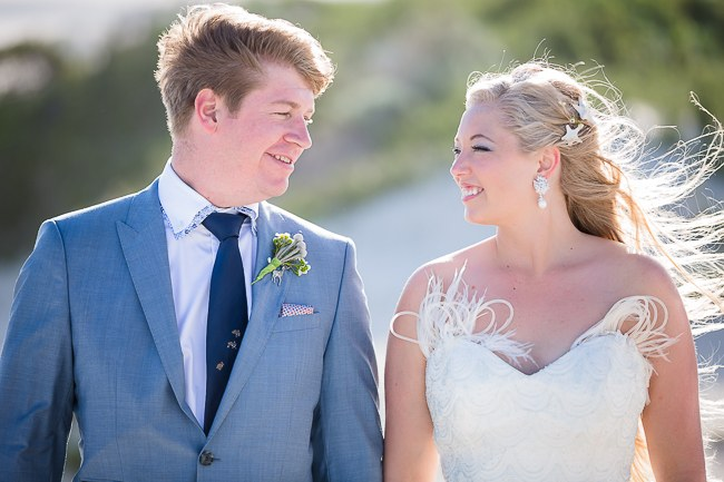 Overberg Beach Wedding De Hoop  012