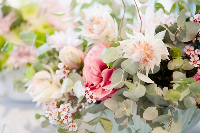 Pastel Floral Decor Ideas (2)