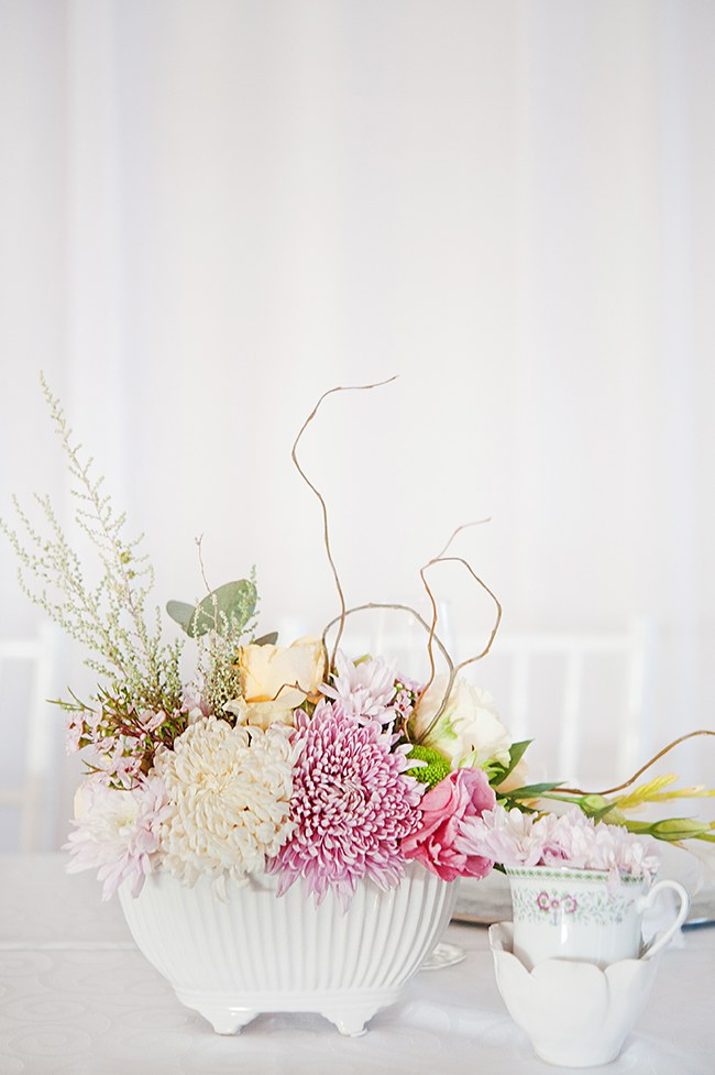 Pastel Floral Decor Ideas (8)