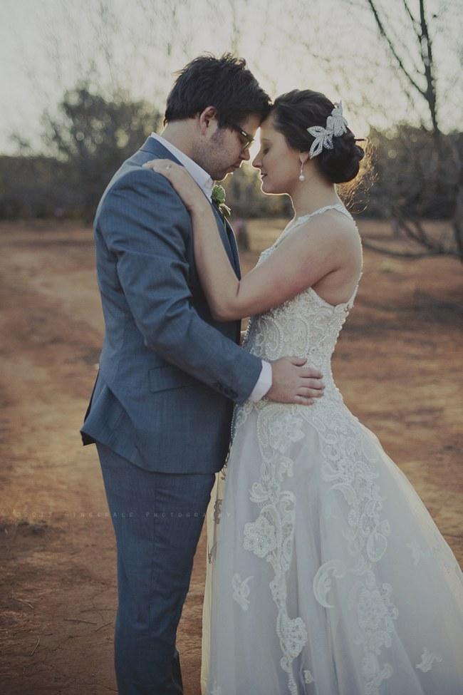Powder Blue Lace Succulent Wedding Nutcracker Country Retreat 020