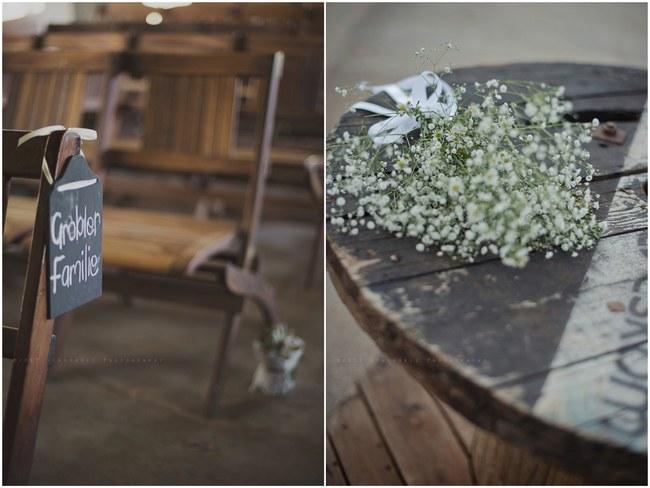 Powder Blue Lace Succulent Wedding Nutcracker Country Retreat 030