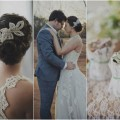 Powder Blue Lace Succulent Wedding Nutcracker Country Retreat  039