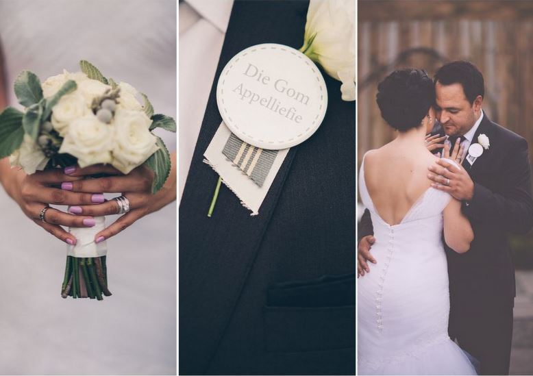 White & Purple Wedding, Brenaissance, South Africa {Sybrand Cillie Photography}