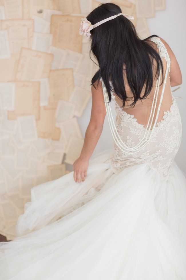 Backless Wedding Dress - Galia Lahav - Patchouli Bridal Gown (2)
